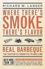 Where There's Smoke There's Flavor, Over 100 Excellent, Mouth-Watering Recipes