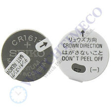 Genuine Seiko Cr1612 Lithium Battery f/ Perpetual 4F32 4F56