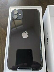New in Box Apple iPhone 11 - 64GB - Unlocked - Black