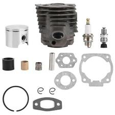 46mm Cylinder Piston w/ Gasket Set for Husqvarna 50,51,55 Rancher Nikasil Engine