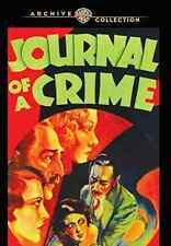 Journal of a Acción DVD (1934) - RUTH CHATTERTON, ADOLPHE MENJOU, Claire Dodd