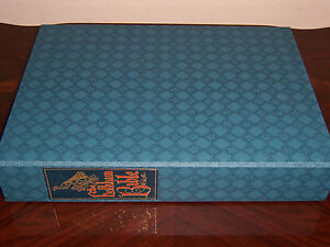 Folio Society The Holkham Bible w/ Commentary by Michelle P. Brown