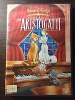 GLI ARISTOGATTI - DVD - OTTIME CONDIZIONI WALT DISNEY