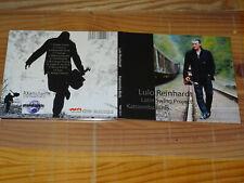 LULO REINHARDT - KATOOMBA BIRDS / DIGIPACK-CD 2010 MINT-