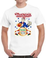 Cool Nathan's Hot Dog Eating Contest T Shirt