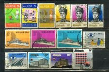 Malaya Malaysia Commemorative stamps Issue on 1976