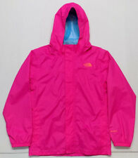 The North Face Zipline HyVent Waterproof Rain Jacket Girls Youth Large 14-16