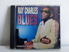 CD ALBUM RAY CHARLES Blues 16223CD