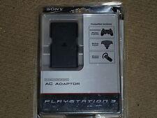 Sony Playstation 3 PS3 oficial controlador USB Adaptador AC Cargador De Auriculares Almohadilla