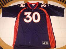 Terrel Davis #30 Puma Jersey Size XL Great Condition