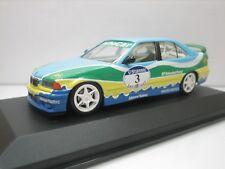 Diecast Minichamps 1:43 BMW 318i E36 Stannic TTC 1994 Van der Linde Mint