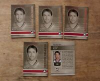 Patrick Roy 2007 ITG Between the Pipes a Lot of 5 Cards