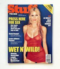 NATASHA HENSTRIDGE Stuff Magazine April / May 2000 Issue
