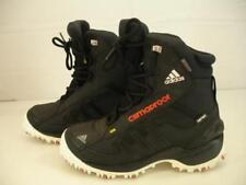Boys Girls Youth 4 M Adidas Outdoor Terrex Conrax Black Winter Boots Waterproof