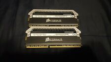 16 GB Corsair Dominator Platinum 1866 MHz DDR3 Memory