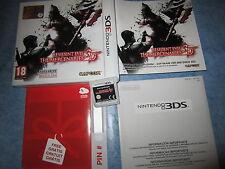 RESIDENT EVIL THE MERCENARIES 3D per Nintendo 3DS Boxed Pal Italiano Completo