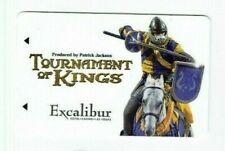EXCALIBUR Room KEY Las Vegas Casino Hotel - Tournament of Kings Dinner & Show