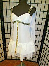 Sexy Aphrodite Greek Goddess Costume Halloween Venus Underwraps S