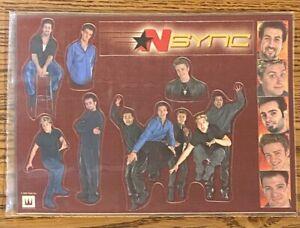 *NSYNC 5X7 Magnet 2000 Justin Timberlake