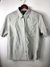 THE OUTFITTERS by Lands End Button Down Shirt Size 2X Women's short sleeved