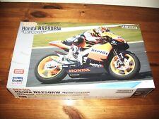 "HASEGAWA 1/12 REPSOL HONDA RS250RW ""2007 WGP250"" LIMITED EDITION MOTORCYCLE KIT"