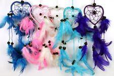 Dream Catchers Small Kids Heart Dreamcatchers Blue Pink Purple White Rainbow