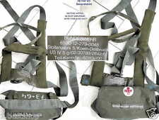 Cinturón de seguridad saco para pies BW paramédicos avión transporte enfermos camilla fijación