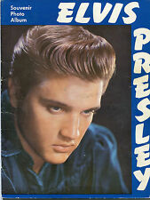 Original Elvis Presley 1956 Concert Program Tour Book The King of Rock n Roll