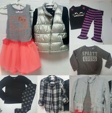Girls size 4T - 4yrs Trendy clothing lot Guess hello kitty dress Cat & Jack sets