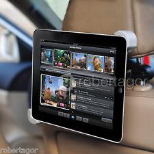 SUPPORTO POGGIATESTA PER AUTO COMPATIBILE APPLE IPAD TABLET STAND HOLDER 360°