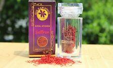 Afghan Saffron 1 gram premium saffron spice threads 100% pure /Zafran Best Brand
