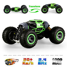 4Wd Rc Cars Off-Road Vehicles Rock Crawler 2.4G Remote Control Car Monster Truck
