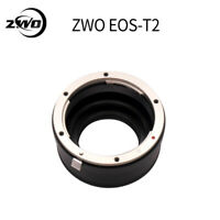 1pcs NEW EOS-T2 adapter ring Astrophotography For ZWO ASI camera