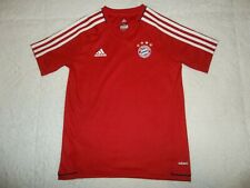 Nwot Mint! Fc Bayern Munchen Adidas Soccer Jersey Youth Boys M Medium 10-12 Nice