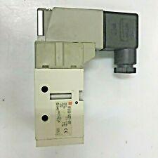 "SMC VF3130-5DZ1-01F 5/2-Way 1/8"" Pneumatic Solenoid Valve 24V DC 0.15-0.7 Mpa"