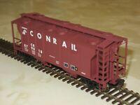 Atlas Trainman HO Scale Conrail PS-2 Covered Hopper Car No. 879818 New