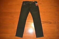 Apple Bottoms - Slight Tapered Leg STRETCH Blue Jeans - Junior Size 11 / 12 -NWT