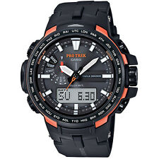 Casio Protrek PRW-6100Y-1 PRW-6100Y Resin Band Watch Brand New