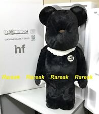 Medicom Be@rbrick 2004 BWWT Fragment Design 1000% HF Black Frocked bearbrick 1pc