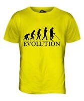 Détecteur de Métal Evolution de L'Homme T-Shirt Haut Cadeau Détection