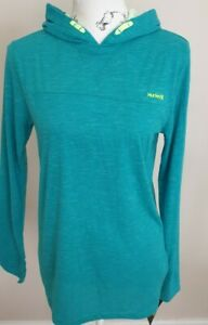 Girls/ Womens Hurley Hooded Long Sleeved Top Size XL / Size 10 Brand New With...