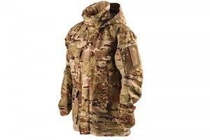 Carinthia Tactical Rain Garment Trg Jacket Multicam Military Jacke Small