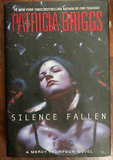 Silence Fallen ~ Mercy Thompson Novel ~ Patricia Briggs ~ HC ~ Free Shipping