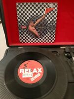 """Frankie Goes To Hollywood – Relax Vinyl 7"""" P/S Single Reissue 1993 FGTH 1"""