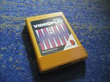 Saba VIDEOPLAY NORDMENDE teleplay Fairchild n. 9 Backgammon rarità 1976