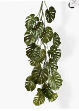 71in Monstera Leaf Vine- set of 2