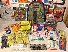 3 Day Emergency Disaster Survival Kit w/ Food & Water Bug Out Prepper