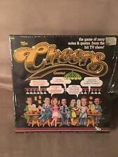 The Cheers Board Game Vintage New/Sealed