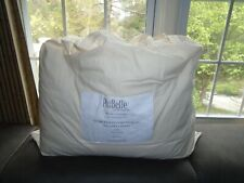 Piubelle Stone Washed Comforter Set Blanket & 2 Shams KING Made in Portugal New