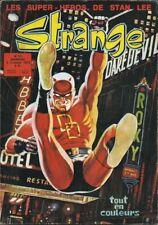 RARISSIME EO REVUE STAN LEE + STRANGE N° 34 ( 5 OCTOBRE 1972 - TRÈS BEL ÉTAT  )